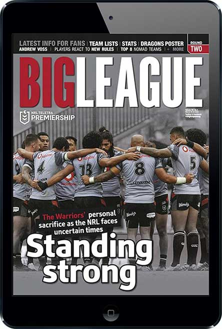 Big League Digital Magazine Subscription
