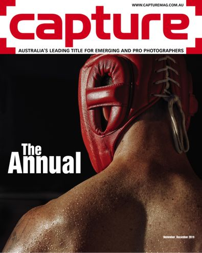 Capture Magazine Subscription
