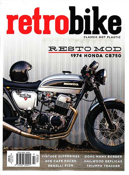 Retro & Classic Bike Enthusiast 4 issues