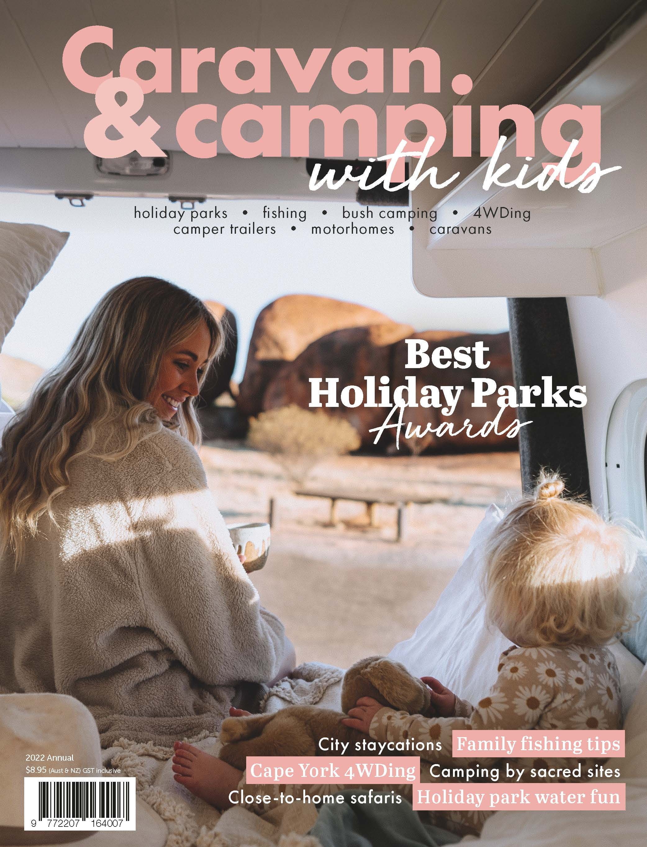Caravan & Camping with Kids Magazine Subscription