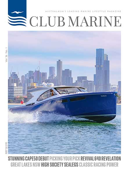 Club Marine 6 issues