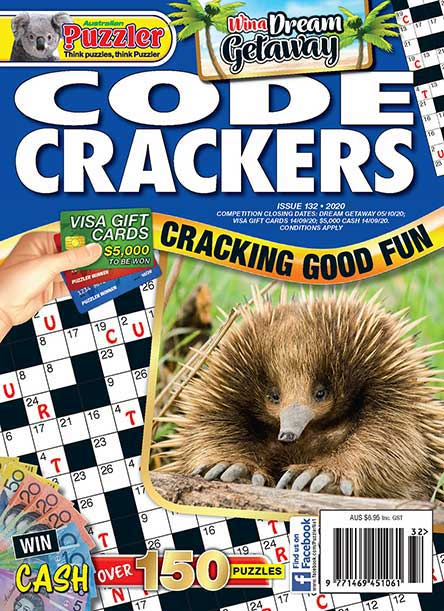 Code Crackers Magazine Subscription