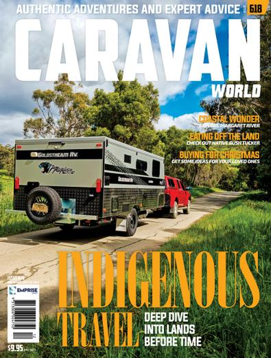 Caravan World Magazine Subscription