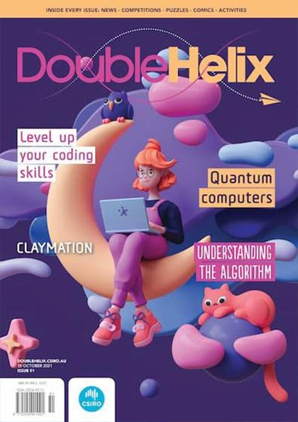 Double Helix 4 issues
