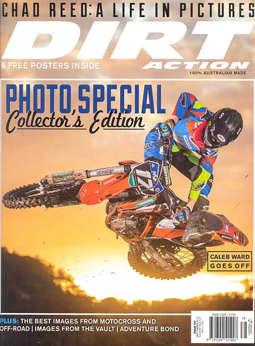 Dirt Action 12 issues