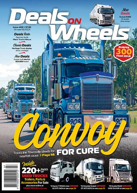 Deals on Wheels Magazine Subscription