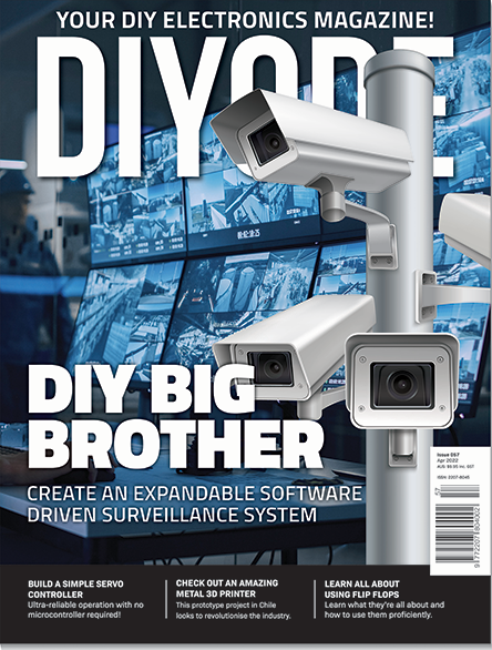 DIYODE Magazine Subscription