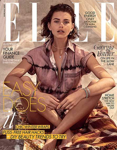 ELLE Australia Magazine Subscription