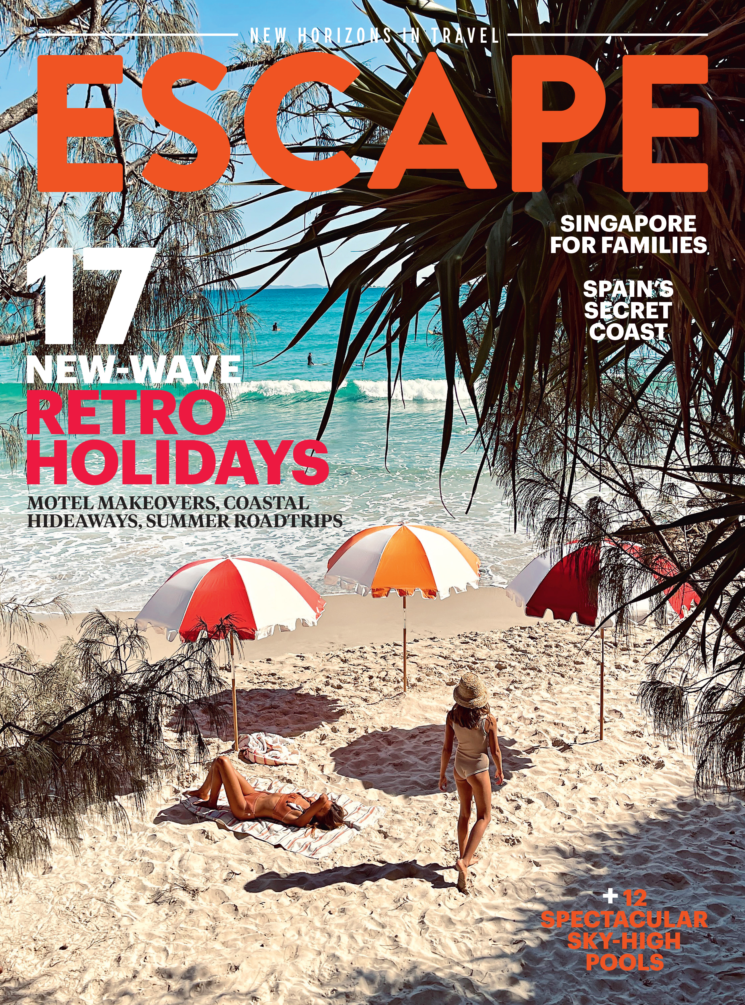 Escape Magazine Subscription