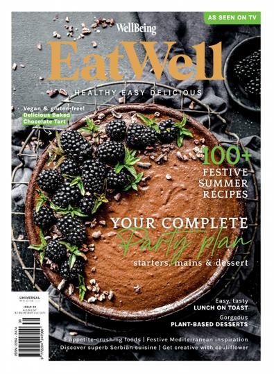 EatWell 3 issues