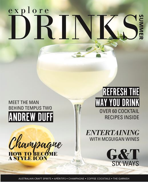 Explore Drinks Magazine Subscription