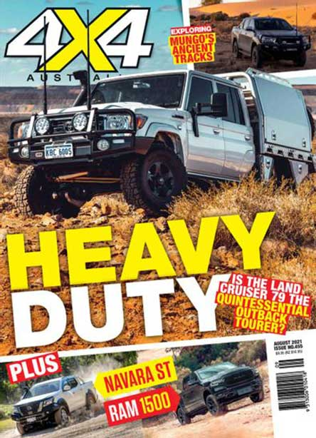 4x4 Australia Magazine Subscription