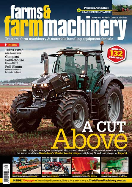 Farms and Farm Machinery Magazine Subscription