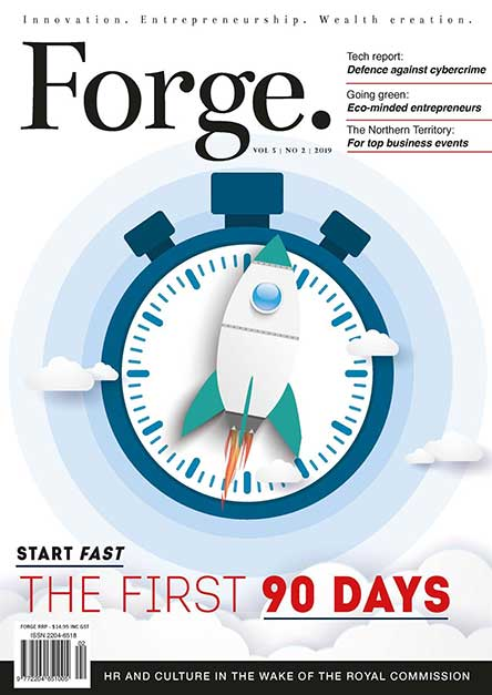 Forge Magazine Subscription
