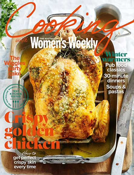 The Australian Women's Weekly Food Magazine Subscription