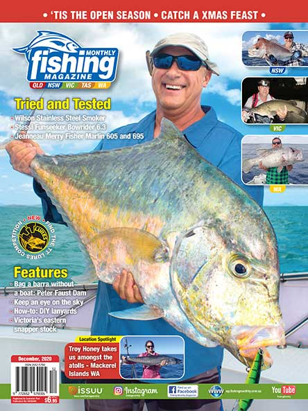 Fishing Monthly Magazine Subscription
