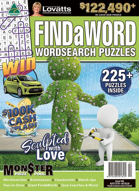Lovatts Findaword Magazine Subscription