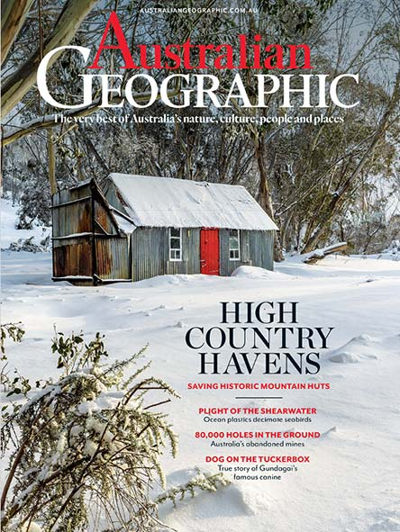 Australian Geographic Magazine Subscription