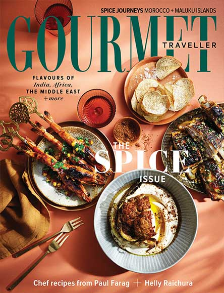 Gourmet Traveller Magazine Subscription