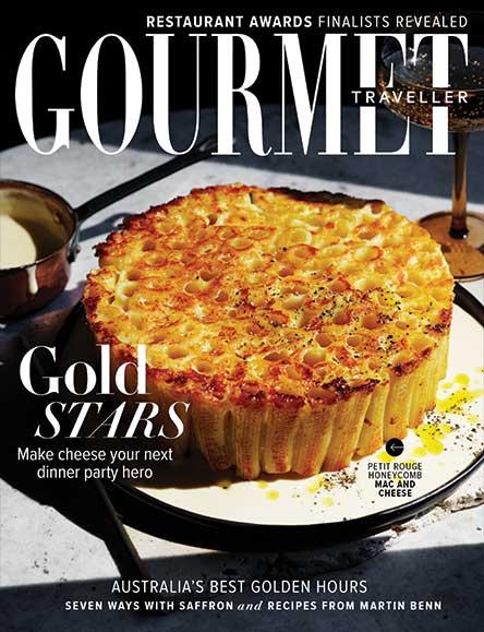 Gourmet Traveller Magazine Subscription