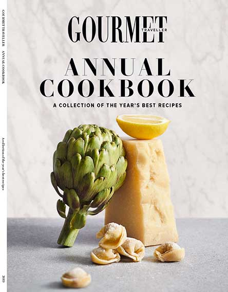 Australian Gourmet Traveller Annual Cookbook 2019