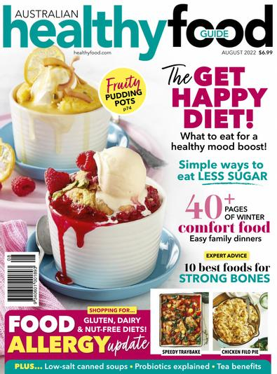 Healthy Food Guide Magazine 6 issues