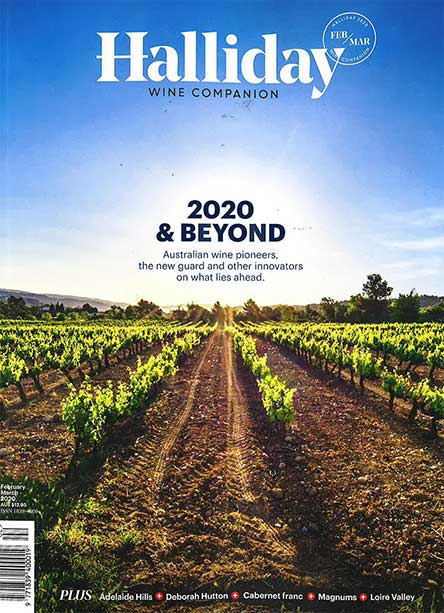 Halliday Wine Companion 6 issues