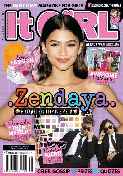 It GiRL Magazine Subscription