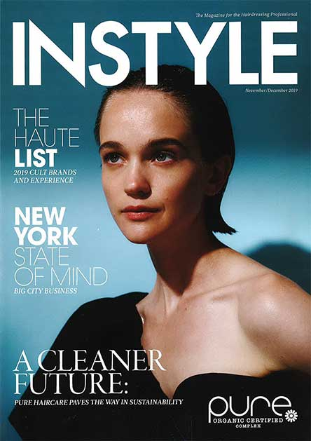 iNSTYLE - The Magazine for the Hairdressing Professional 6 issues
