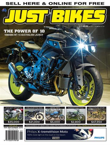 Just Bikes 12 issues