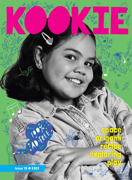 KOOKIE Magazine Subscription