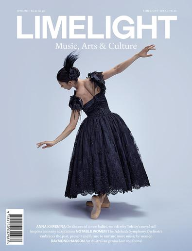Limelight Magazine Subscription