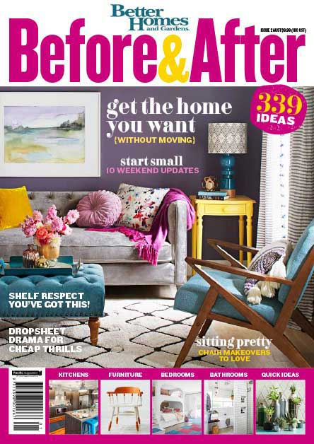 Better Homes and Gardens Before & After Issue 2