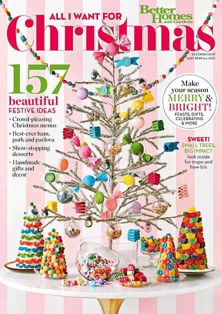Better Homes and Gardens All I Want for Christmas 2019