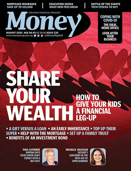 Money magazine - August 2020