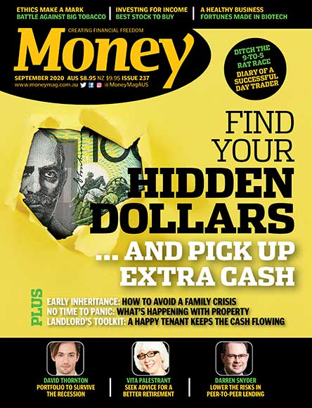 Money magazine - September 2020