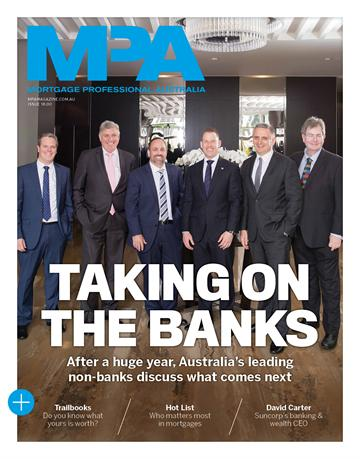 Mortgage Professional Australia Magazine Subscription