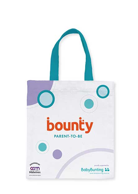 Bounty Parent-To-Be Bag
