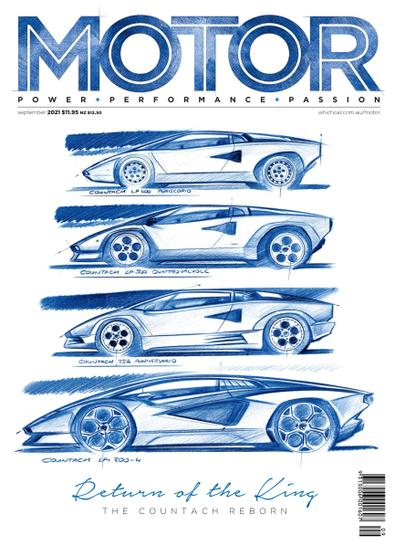 Motor Magazine Subscription