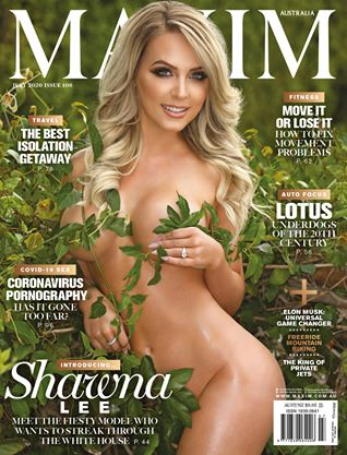 Maxim Australia Magazine Subscription