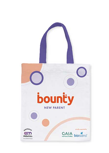 Bounty New Parent Bag