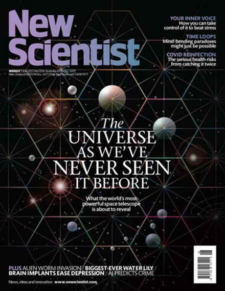 NewScientist Magazine Subscription