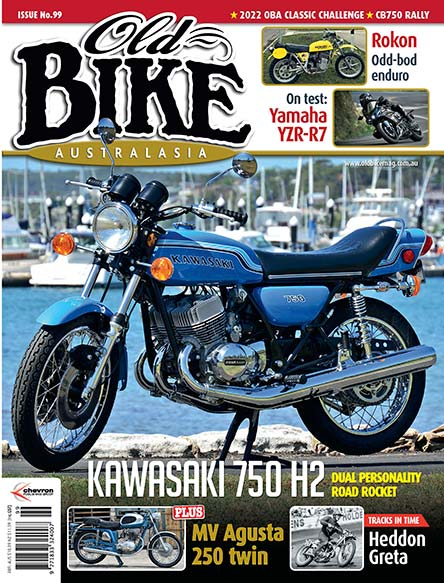 Old Bike Australasia Magazine Subscription