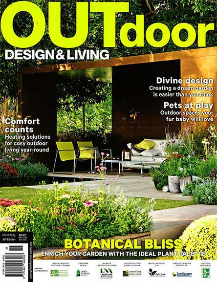 Outdoor Design & Living Magazine Subscription