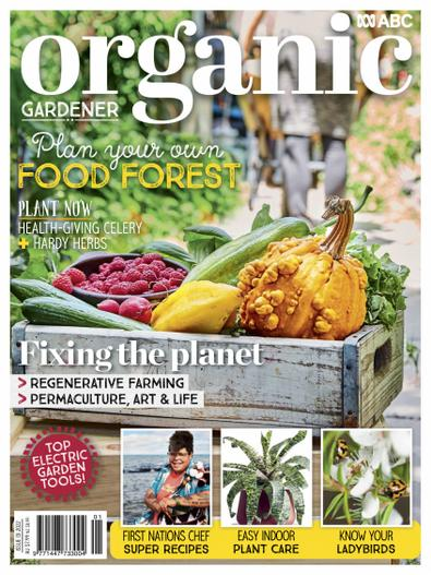 ABC Organic Gardener Magazine Subscription