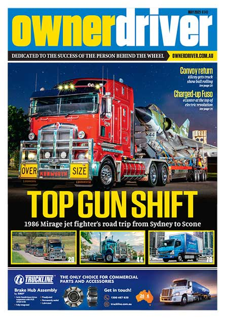 Owner Driver Magazine Subscription
