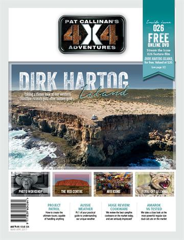 Pat Callinan's 4x4 Adventures Magazine Subscription