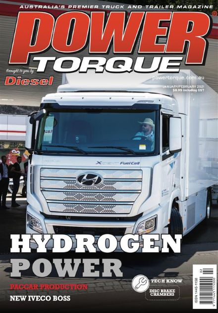 PowerTorque Magazine Subscription