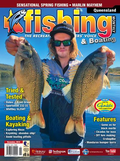 Queensland Fishing Monthly Magazine Subscription