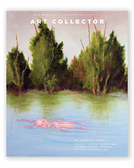 Art Collector Magazine Subscription